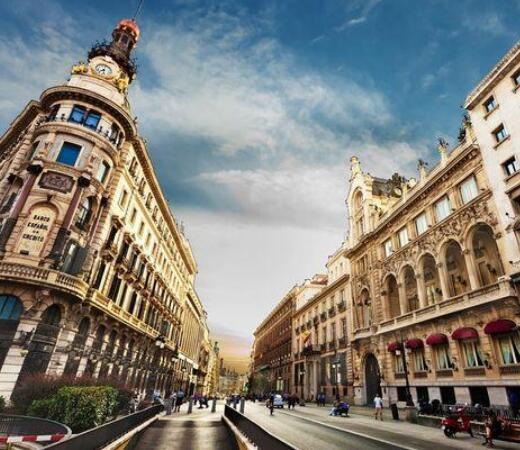 发现马德里:西班牙马德里市投资环境推广暨数字信息产业介绍会成功举办